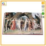 Servicio de impresión de libros de artista de tapa dura (OEM-GL011)