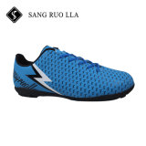 Верхний уровень высокого качества мужчин футбола футбольные бутсы с шипами обувь