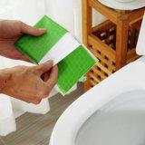 Couverture remplaçable de siège des toilettes de Flushable de papier de couverture de siège des toilettes de paquet de course