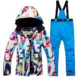 2019 L'hiver Ski & Snow veste et pantalon hommes coton respirant étanche rembourré costumes de ski snowboard