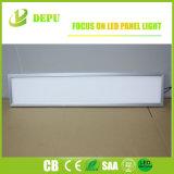 Haute qualité suspendu réglable 0-10V/encastrés/Surface-Mounted 1X4pieds 40W Lumière LED pour panneau
