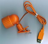 Держатель USB светодиодный индикатор