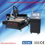 Ezletterのセリウムの機械(MD103-ATC)を切り分ける公認のBall-Screw伝達広告CNC