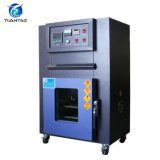 Forno controlado da temperatura do laboratório com filtro interno