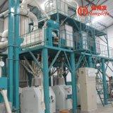 moinho do milho da máquina de processamento da farinha do milho 50t/24h