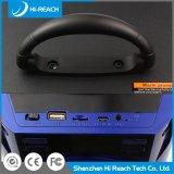 Profesional Multimedia altavoz Altavoz inalámbrico Bluetooth portátil para la etapa