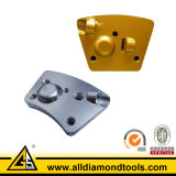 PCD tijolos de moagem de concreto ferramentas abrasivas pastilhas de moagem