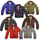 Una chaqueta de moda, los hombres chaqueta de desgaste exterior