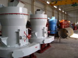 Moulin de rectifieuse de kaolinite et de pierre à chaux avec le modèle à haute pression