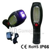 Nachladbares Arbeitslicht 27+6 LED UV50512