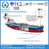 Huanggongの化学タンカーのための電気深い井戸ポンプ