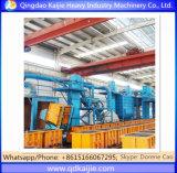 マンホールカバー鋳造の鋳物場機械