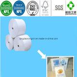 Für das Salz-Quetschkissen-Verpacken aussondern/doppeltes Seiten PET überzogenes Papier