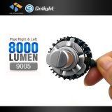 ISO 9001:2008 증명서 최고 자동 램프 중국 제조자 자동차 부속 LED 헤드라이트