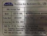 300L бак для хранения нержавеющей стали 316L (ACE-CG-H1)