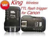 Технология Pixel King Wireless TTl Flash триггер для Canon