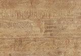 Handscrapedのカシのレジスターによって浮彫りにされる積層のフロアーリング