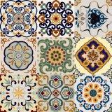 Porzellan-Fußboden-Fliese des Künstler-12X12 für Wohnzimmer