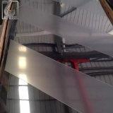 Koudgewalst pvc bedekte het Decoratieve Blad van het Roestvrij staal met een laag