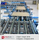 Les plaques de plâtre Making Machine 1 millions de dollars avec four à air chaud de combustion directe