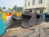 掘削機Vの溝のバケツの掘削機の予備品
