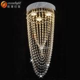 GU10/LEDはストリングハングの水晶シャンデリア暖かい吊り下げ式ライトOm4200を欠く