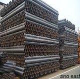 1 tubo d'acciaio saldato carbonio nero di 1/2 ''
