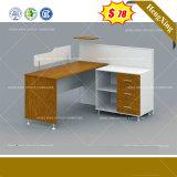 熱い販売法の木のオフィス表の机の現代オフィス用家具(HX-8NE070)