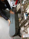 Van het Hoofd frame van het Aluminium van de luchthaven van de AcrylFolder de Tekens van de Gids
