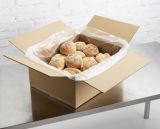 Voering Van uitstekende kwaliteit van het Karton van de douane de Vlakke Plastic op Broodje