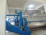 Équipement contrôlé de farine de poisson PLC