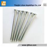 45# Concrete Spijkers van Galvenized van het Cement van de Steel van de Fluit van het staal de Vlotte