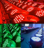 het LEIDENE 54PCS*3watt RGBW Licht van het PARI voor het Stadium van de Disco van DJ (hl-033)
