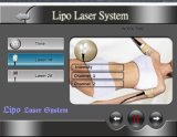 Grosse cavitation de congélation rf amincissant le corps de laser du dispositif 650nm Lipo amincissant le matériel de beauté de perte de poids