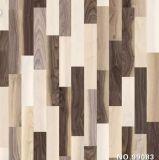 Papel impreso grano de madera en Rolls para la tarjeta de partícula, conglomerado, madera contrachapada. MDF