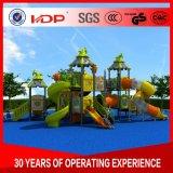 Дешевые прочного детей слайд-оборудование, красочный игровой площадкой для установки вне помещений оборудование HD16-063A