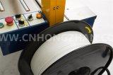 De automatische Plastic het Vastbinden Machine van de Band voor Verpakking van de Riem van het Karton de Plastic