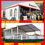Новая конструкция свадебное событие Палатка для 60 человек местный гость для продажи