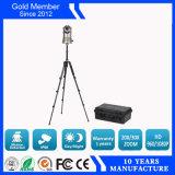 Portátil inalámbrico WiFi GPS 4G HD cámara domo PTZ IP