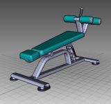 Equipamento profissional da aptidão/banco abdominal ajustável (SS30)