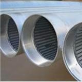 Cilindro de cunha para tratamento de água e águas residuais