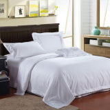 セットされる100%年の綿の贅沢なジャカードホテルの寝具(DPFMIC03)