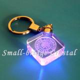 3D Crystal LED llavero (ND3022)