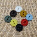 Botón colorido del Pescado-Ojo de la resina de la alta calidad caliente de la manera