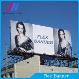 Frontlit Flex banner de publicidad