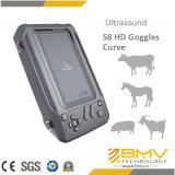Explorador Touchscan S8 del ultrasonido del veterinario