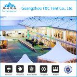 Luxuxkabinendach-Zelt des WEISS-10X10 für im Freienhochzeits-Ereignis von der Fabrik