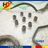 Jogo da gaxeta da revisão da gaxeta principal S4q2 de cilindro para as peças da máquina escavadora
