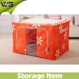 生きているボックス特大Foldable貯蔵容器のオックスフォードファブリック収納用の箱
