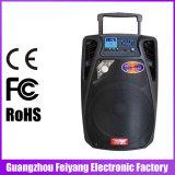 トロリーが付いているFeiyang/Temeishengのハイエンド再充電可能な携帯用スピーカー---SL12-01
